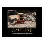 Demotivational Poster: Caffeine