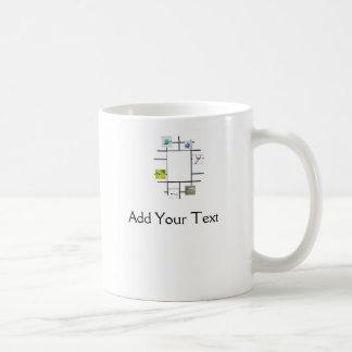 Dental Divergence Basic White Mug