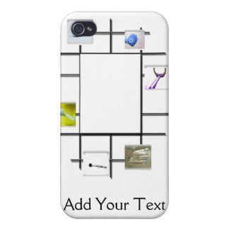 Dental Divergence Cover For iPhone 4