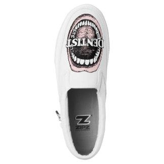 Dentist custom name shoes