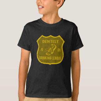 Dentist Drinking League T-Shirt