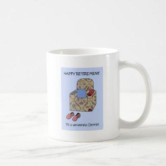 Dentist Retirement Congratulations Coffee Mug