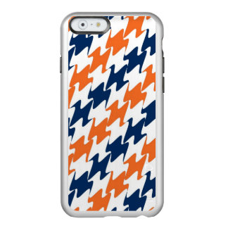 Denver Football Orange Blue and White Team Colors Incipio Feather® Shine iPhone 6 Case