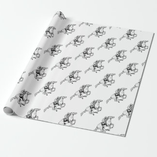 Derby Me Kentucky Wrapping Paper