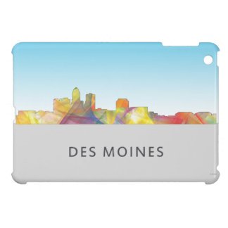 DES MOINES, IOWA SKYLINEWB1  - CASE FOR THE iPad MINI
