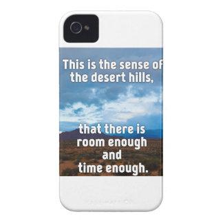 Desert Hills Case-Mate iPhone 4 Case