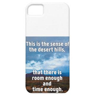 Desert Hills iPhone 5 Cover
