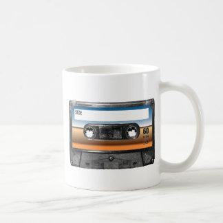 Desert Horizon Label Cassette Coffee Mug