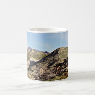 Desert in Urban Coffee Mug