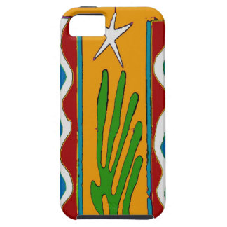 Desert Star Abstract Case For The iPhone 5
