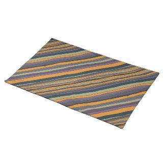 Desert Stripes [placemat] Placemat