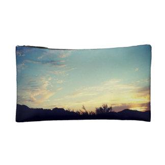 Desert Sunset Makeup Bag
