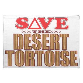 Desert Tortoise Save Placemat