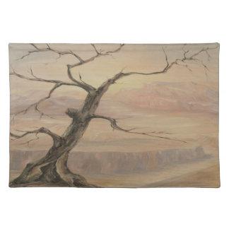 Desert Tree Snag Placemat