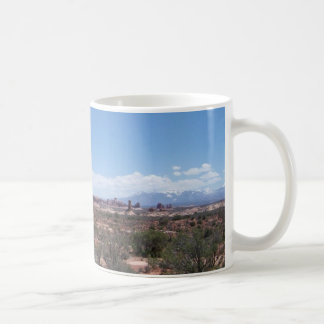 Desert View from the Distance Coffee Mug