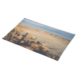 Desert Wave: Petrified Forest National Park Placemat