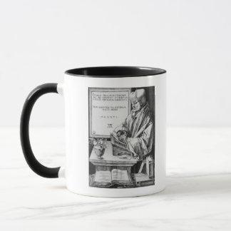 Desiderius Erasmus  of Rotterdam, 1526 Mug