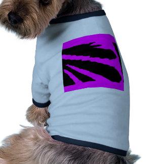 Design 2010-1 Black Transp Greenville The MUSEUM Z Doggie T-shirt