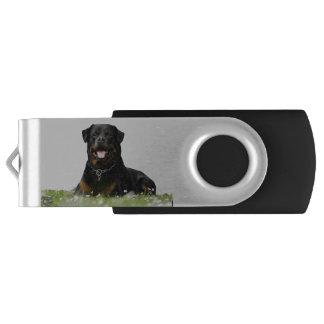 Design Addict Creation - Assembly Effects Swivel USB 3.0 Flash Drive