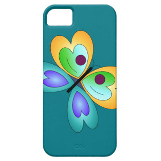Design butterfly barely there iPhone 5 case