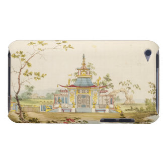 Design for a Chinese Temple, c.1810 (pen & ink and iPod Touch Case