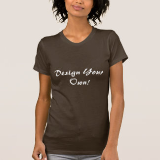 Design Your Own Brown Shirt