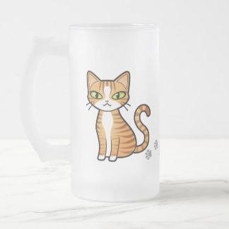 Design Your Own Cartoon Cat Mug