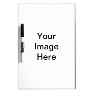 design your own dry erase board