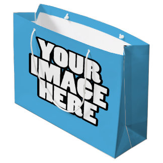 Design Your Own Personalised Custom Made Large Gift Bag