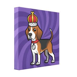 Design Your Own Pet Canvas Print