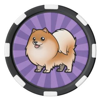 Design Your Own Pet Set Of Poker Chips