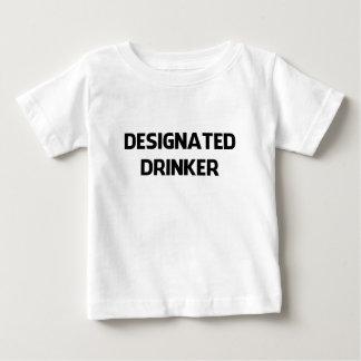 DESIGNATED DRINKER 1 BABY T-Shirt