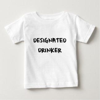 DESIGNATED DRINKER 2 BABY T-Shirt