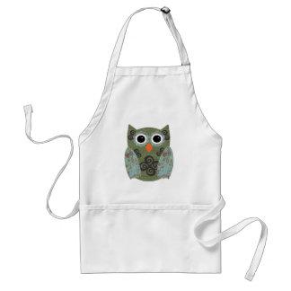 Designer Owl Rosie Standard Apron