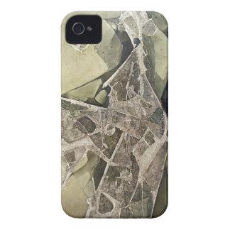 Desplasamiento iPhone 4 Case