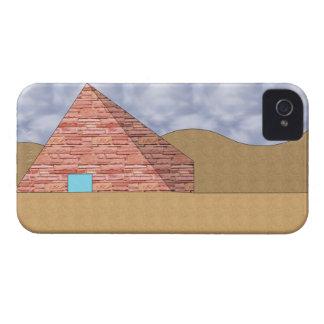 Dessert & Pyramid iPhone 4 Case
