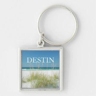 Destin Florida Sea Oats Key Chain