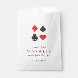 Destiny Las Vegas Wedding Customized Favor Bag Favour Bags