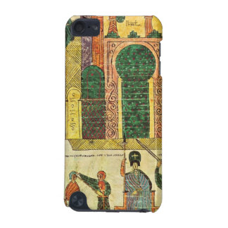 Desturction of the first temple by Nebuchadnezzar iPod Touch 5G Cover