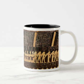 Detail from the Book of the Day Two-Tone Coffee Mug