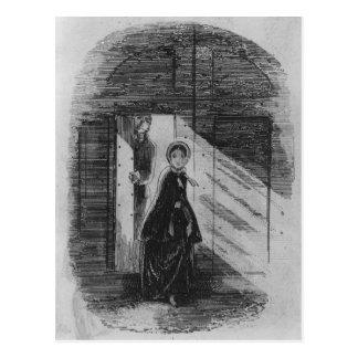 Detail of Amy Dorrit Postcard