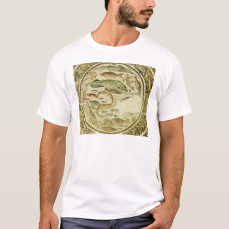 Detail of fish, The Four Seasons, from Vega Baja T-Shirt