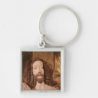 Detail of the Baptism of Christ Keychains