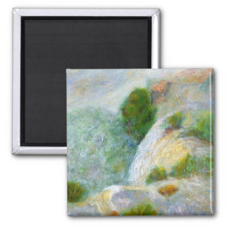 Detail, Waterfall in the Mist, Magnet