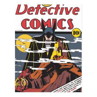Detective Comics #31 Postcard