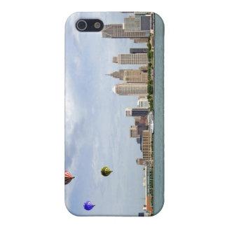 Detroit City Michigan iPhone 5/5S Cover