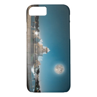 Detroit Isle Fountain iPhone 7, Barely There iPhone 7 Case