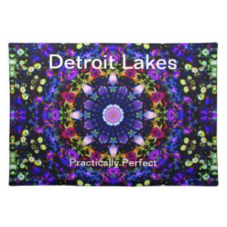 Detroit Lakes - Practically Perfect #3 Placemat