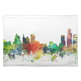 DETROIT, MICHIGAN SKYLINE SP - PLACEMAT