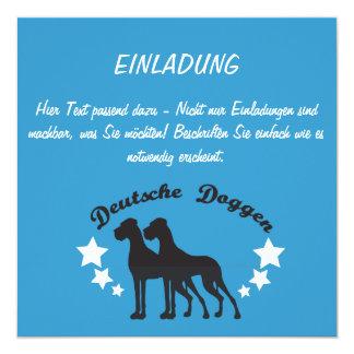 Deutsche Doggen Card
